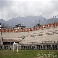 Changlimithang Stadium And Archery Ground