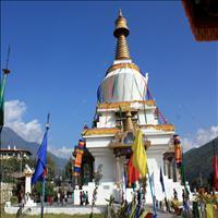 Memorial Chorten Stupa