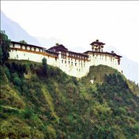 Wangdue Dzong