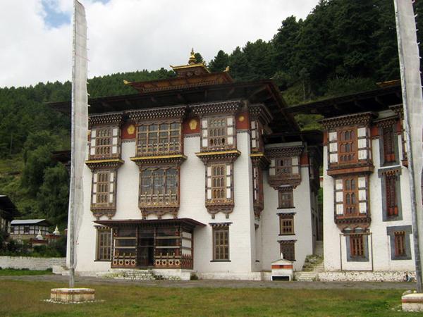 Kujre Lhakhang