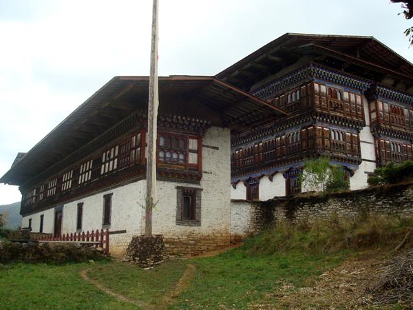 Ugyen Choling Museum