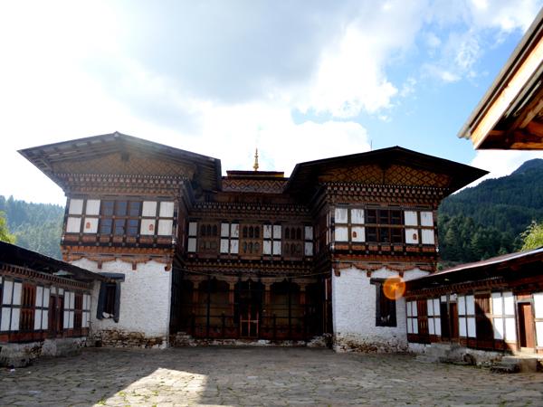Thangbi Lhakhang