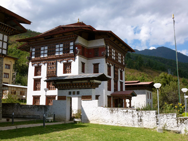 National Institute Of Zorig Chusum